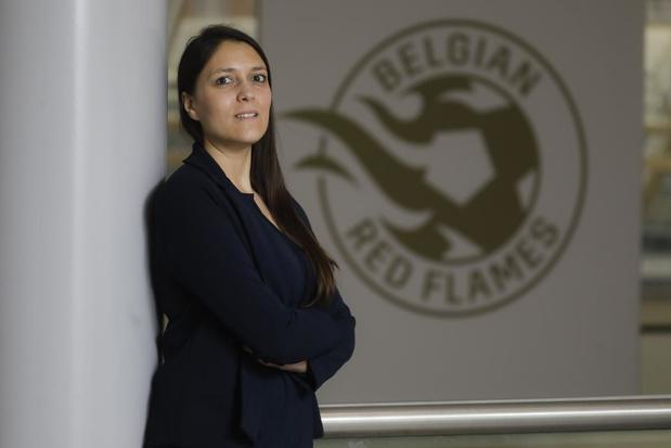Katrien Jans (KBVB): 'EK 2021 halen met Red Flames is een must'