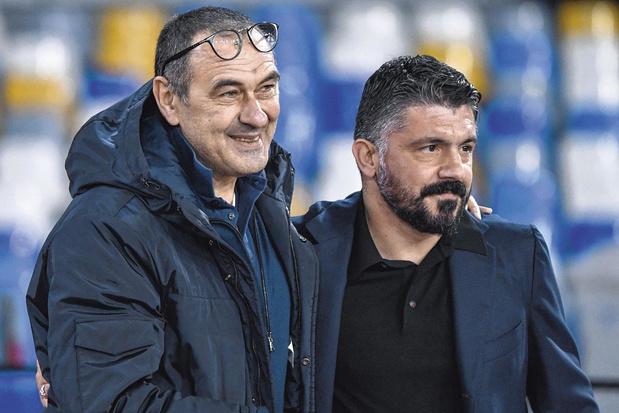 Is Napoli eindelijk weer vertrokken?
