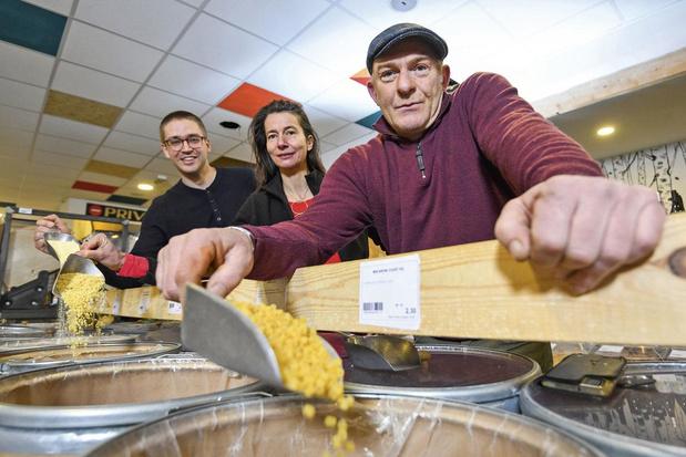 """Gazelles Bruxelles 2021 """"Petites entreprises"""": Bio Vrac, pas de gaspillage"""