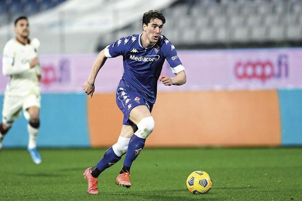 Dusan Vlahovic - Club: Fiorentina