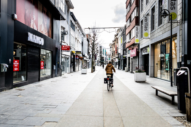 Steeds meer winkels sluiten preventief de deuren