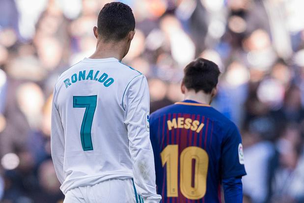 Worden Messi en Ronaldo ploegmaats?