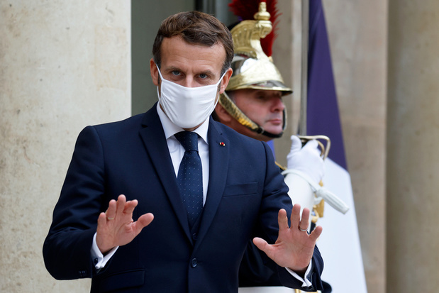 Frankrijk laakt 'pogingen tot destabilisering' na kritiek van Turkije
