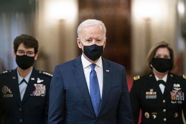 Amerikaans Huis van Afgevaardigden keurt relanceplan van Biden goed