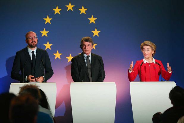 'De EU zit moreel hoog te paard maar wordt economisch uit het zadel gelicht'
