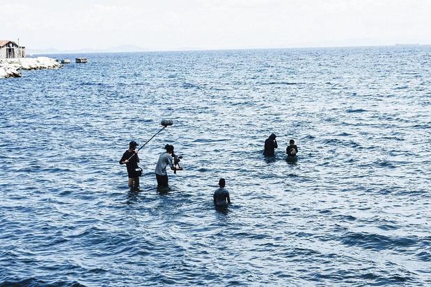 Verdronken vluchtelingen op Lesbos in scène gezet? In geen geval