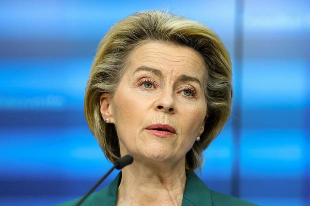 Kritiek op von der Leyen na slordigheid in brief aan Oekraïens president