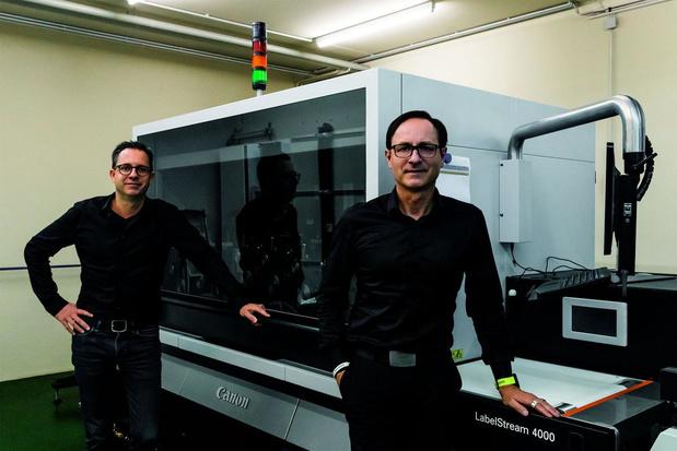 Première Canon LabelStream 4000 installée en Allemagne
