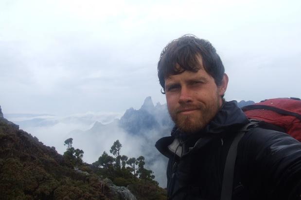 Belgische avonturier Louis-Philippe Loncke steekt Pyreneeën over zonder externe hulp