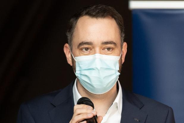 Er komt geen kartel van cdH met DéFi en zeker niet met MR, zegt Maxime Prévot