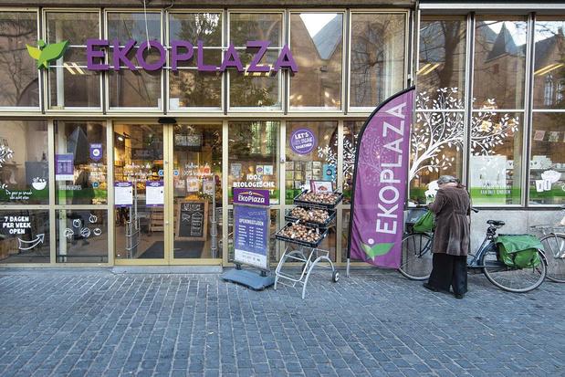 Ekoplaza dope sa présence en Belgique