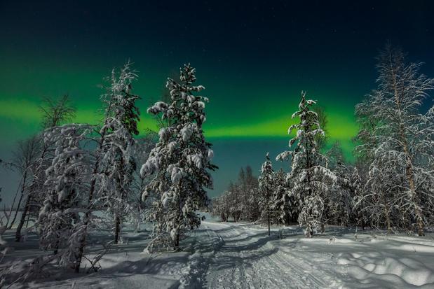 Finnen ontdekken nieuw soort noorderlicht (video)