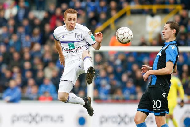"""Johan Boskamp fileert paars-wit voor de topper: """"Club Brugge heeft meer kwaliteit"""""""
