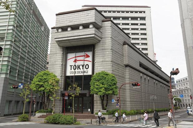 La Bourse de Tokyo en forme olympique