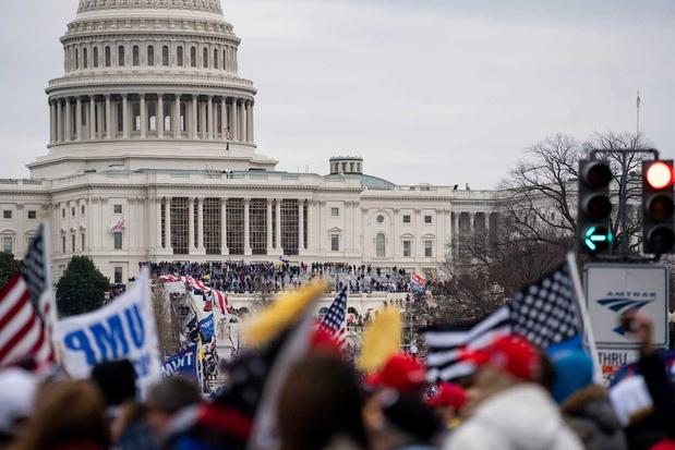 'Capitoolcrisis versnelt Trumps afgang'