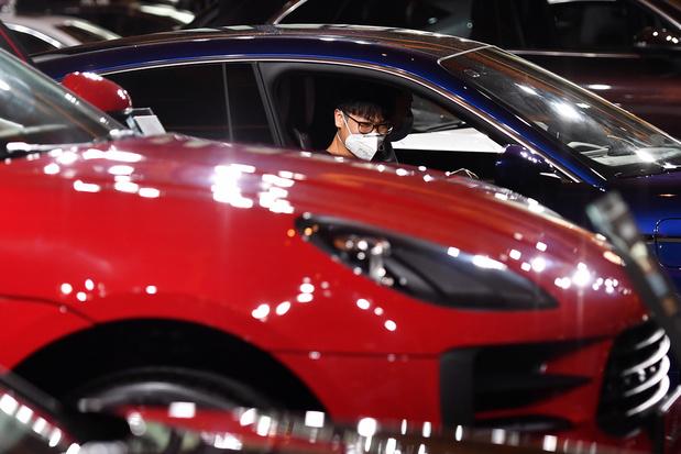 Chinese automarkt herstelt vroeger dan in Europa en VS