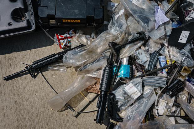 Hoe bruikbaar zijn de achtergebleven wapens in handen van de taliban?