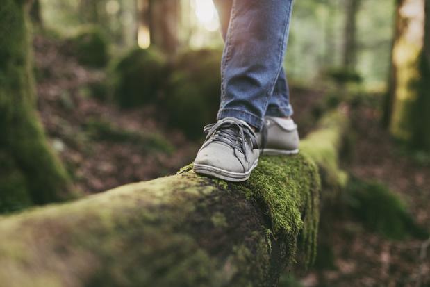 'Je kunt niet aan je lot ontsnappen, ongeacht je schoenmaat of je aantal stappen'