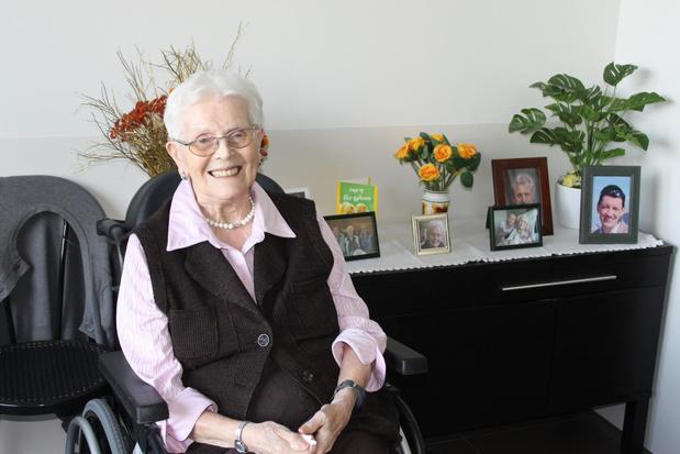 Drie 101-jarigen op een rij: oktober is feestmaand in Sint-Vincentius