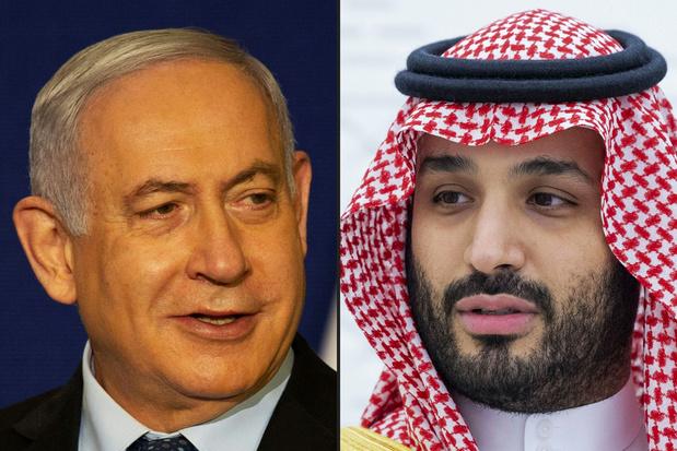 Geheime meeting in Saoedi-Arabië tussen kroonprins Salman en Israëlische premier Netanyahu