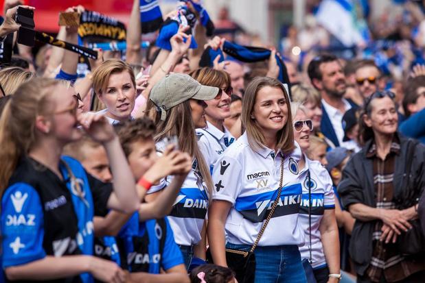 Clubsupporters pakken uit met fanzine om Brugse helden van eerste landstitel precies 100 jaar geleden te eren