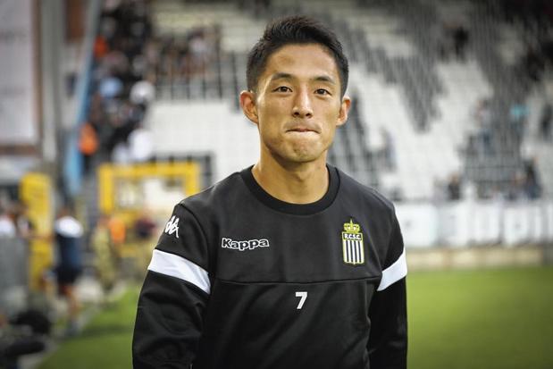 Morioka herleeft bij Charleroi: 'Bij Anderlecht heb ik vooruitgang geboekt'