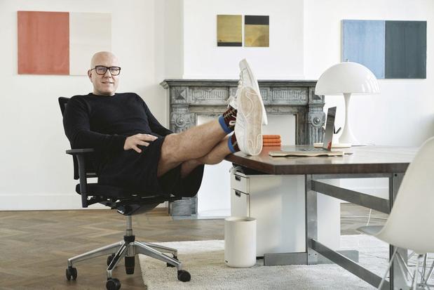 Steve Brouwers, creatief directeur van SBS: 'Het doen is belangrijker dan het luisteren'