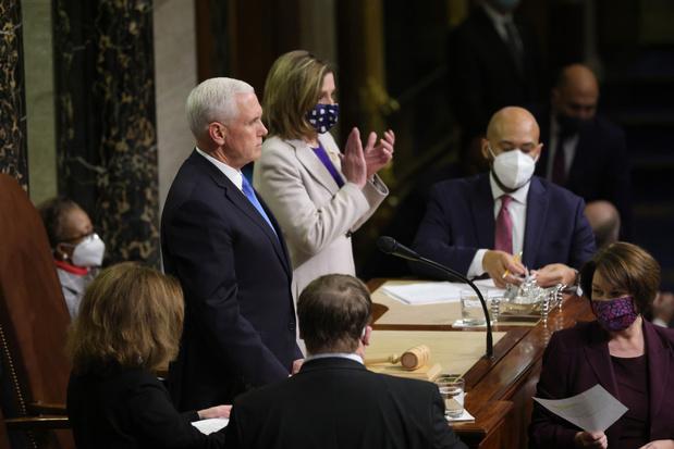 Joe Biden wordt formeel de volgende president