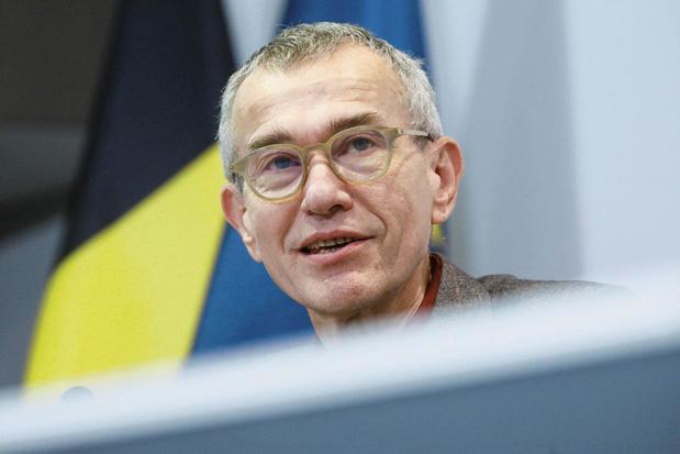 """Minister Vandenbroucke bij het afscheid van Jo De Cock: """"een loyale, kritische partner"""""""