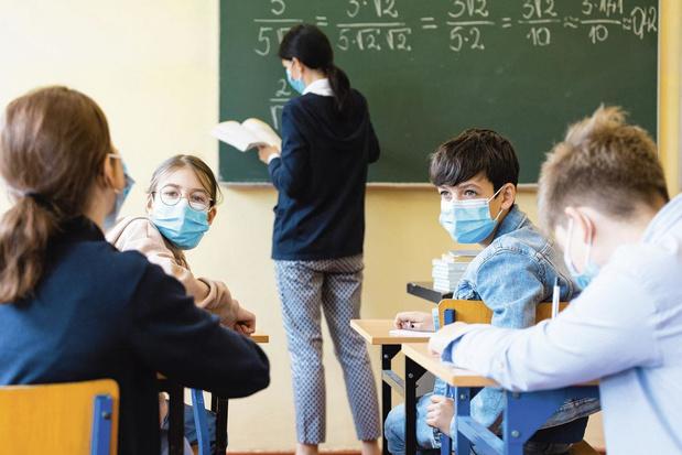 Ook na kerstvakantie deeltijds afstandsonderwijs op middelbare scholen