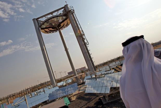 Golfstaten kijken steeds vaker naar hernieuwbare energie