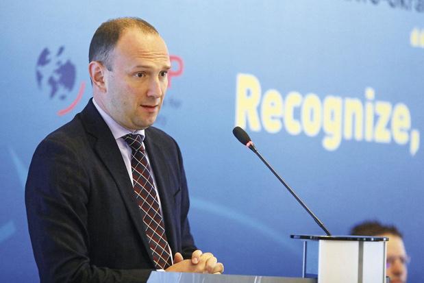 Oekraïnse viceminister van Buitenlandse Zaken: 'België is een voorbeeld voor onze politici'