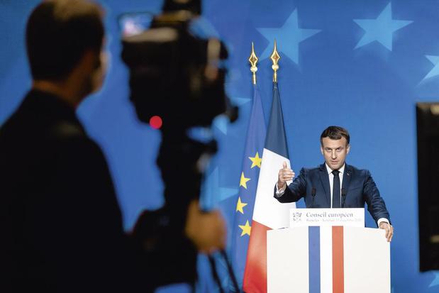 Macron, prophète hors de son pays