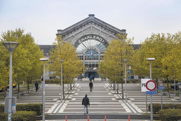 Vertraging in Brussel en Wallonië