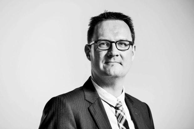 Unizo-topman Danny Van Assche. Het pensioen van zelfstandigen wordt voortaan op dezelfde manier berekend als dat van werknemers