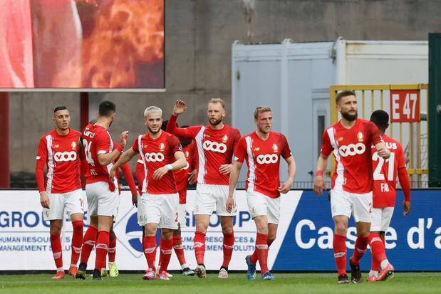 Standard boekt eerste zege in Europe Play-off, Gent blijft achter met één op zes