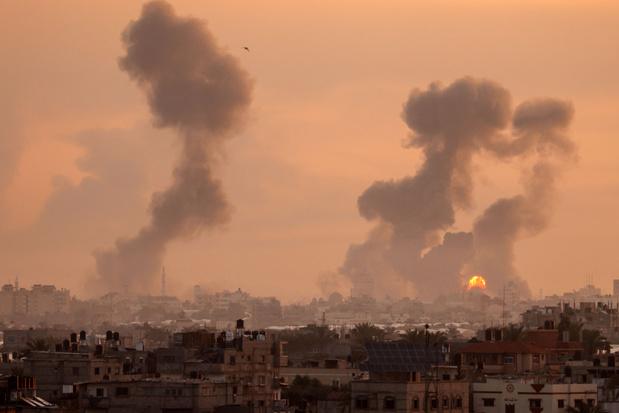 """Affrontements entre Israël et le Hamas: crainte de """"guerre à grande échelle"""""""