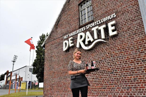 Sportclubhuis De Ratte heeft met Maury Derycke nieuwe uitbaatster