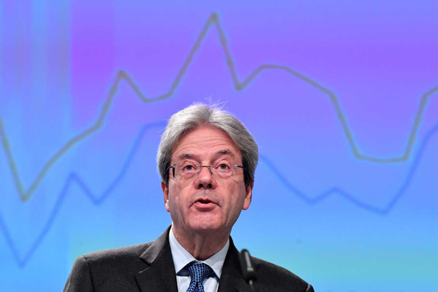 EU-Commissie wil 'vele problemen' bespreken met volwaardige regering