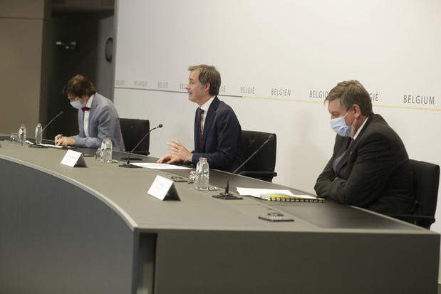 Nieuwe strategie moet crisiscommunicatie tot bij alle Belgen krijgen