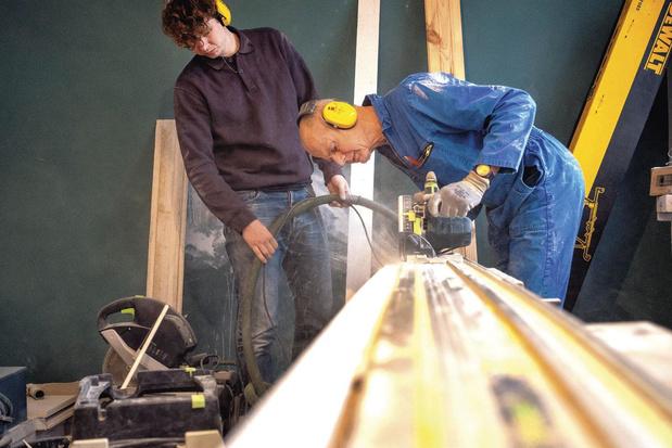 Verbouwen in een gehuurde praktijk