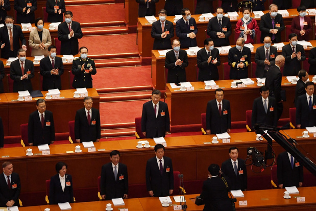 Chinees Volkscongres: China stelt 'bescheiden' doel voor economische groei