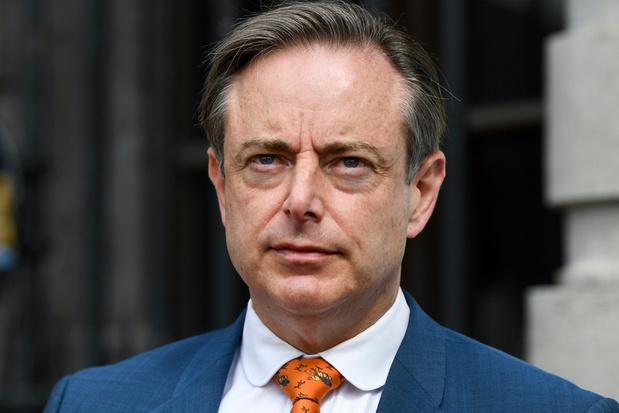 De Wever aast op 'scheidingsakkoord' met PS, maar heeft liberalen nog steeds niet mee