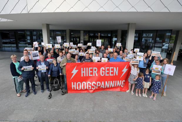 Protest tegen Ventilus-project blijft ook in Torhout groot