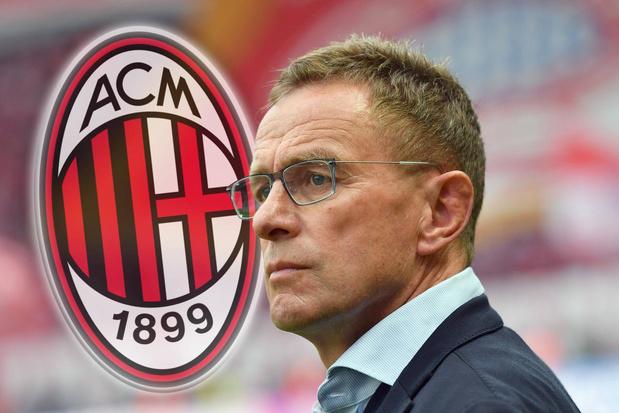 AC Milan: Rangnick komt toch niet