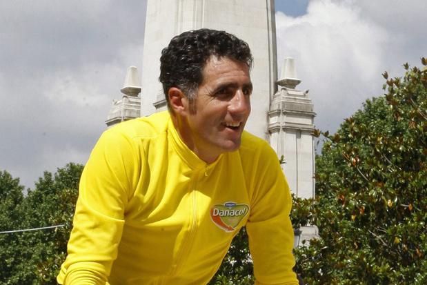 Flashback naar 24 juli 1994: tijdritmachine Miguel Indurain pakt zijn vierde Tourzege