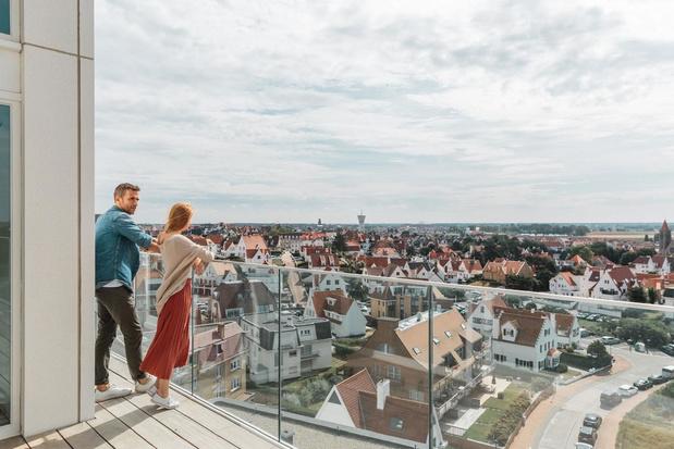 Wie tweede verblijf heeft in Knokke-Heist krijgt bon van 200 euro voor zijn 'geduld'