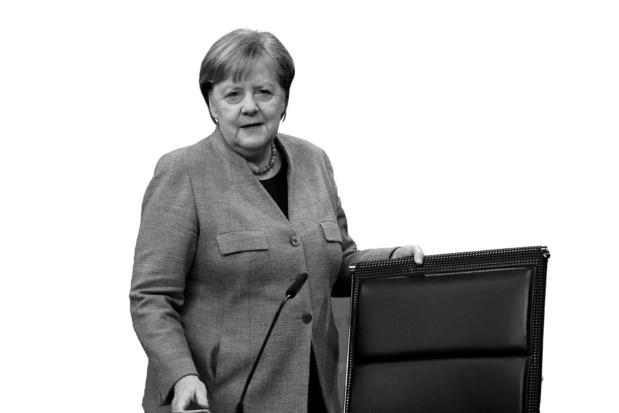 Angela Merkel - 'Perfecte VS-vicepresident'