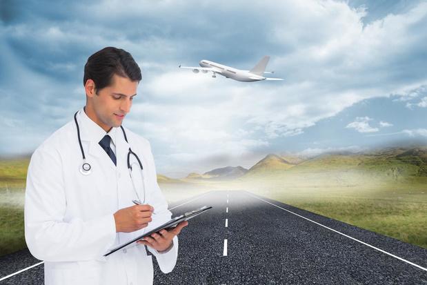 Y a-t-il un médecin dans l'avion ?