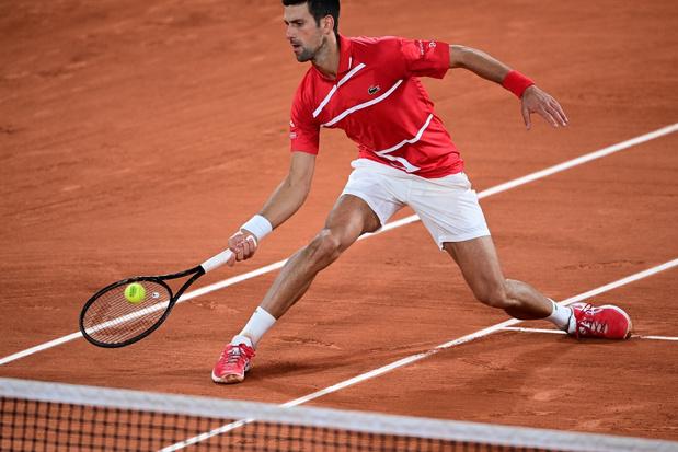 Djokovic vervoegt, na uitputtingsslag in halve finale, Nadal in droomfinale